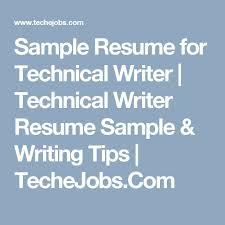 Technical Writer Resume Sample by 25 Beste Ideeën Over Technical Writer Op Pinterest Creatief