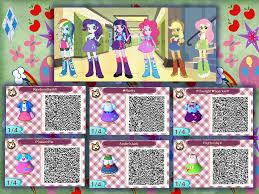Animal Crossing Happy Home Design Cheats by Animal Crossing New Leaf Qr Code Pinkie Pie By Mysterymoonbeam