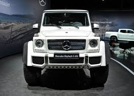 mercedes g class history mercedes g class to lose three variants leftlanenews
