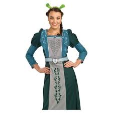 shrek fiona costume mighty