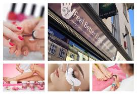 feel better days nails beauty massage complementary therapy