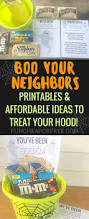 boo your neighbors free printables fun cheap or free