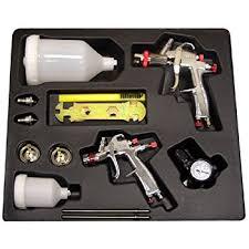 Paint Spray Gun For Sale Philippines - amazon com sprayit sp 33000k lvlp gravity feed spray gun kit