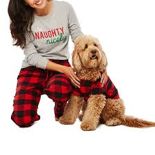 pole trading co checkin it family pajamas pet jcpenney