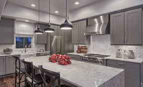 kitchens with gray cabinets kitchen kitchen cabinets with countertops ideas sleek grey