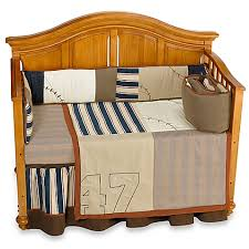 Cocalo Crib Bedding Sets Cocalo Couture Cooperstown 4 Crib Bedding Set Bed Bath