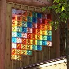 Block Windows For Basement - glass block windows projects with colored glass block