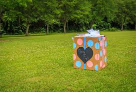 gender reveal balloons in a box what is a gender reveal party