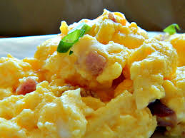 How To Make Really Good Scrambled Eggs by Oven Baked U201chotel U201d Eggs 2 07 Frugal Hausfrau