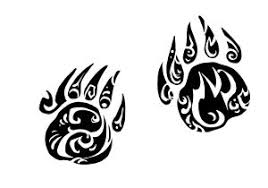 bear claw tattoo designs newest tribal bear claw tattoo design