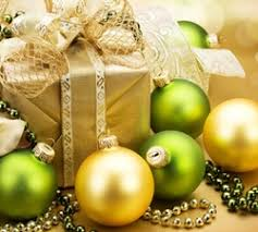 christmas decorations yellow ideas green and idolza