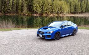 subaru impreza wrx 2018 subaru the manual wrx will live on but that s probably it