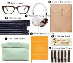 Chic Desk Accessories by Stylish Desk Accessories For The Career Not Your Standard