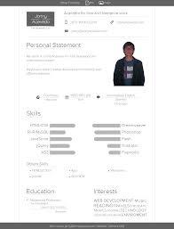 Php Developer Resume Resume Developer Resume