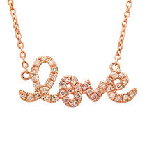 small gold necklace images Sydney evan small diamond love necklace thomas laine jpg