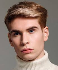 thin blonde hairstyles for men hairstyles for short hair male and female