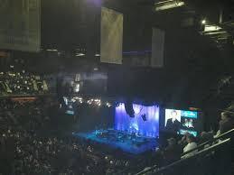 Mohegan Sun Arena Floor Plan Mohegan Sun Arena Section 107 Concert Seating Rateyourseats Com