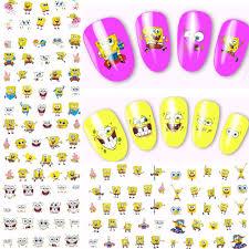 online buy wholesale spongebob nail art from china spongebob nail