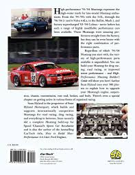 high performance mustang builder u0027s guide 1994 2004 sean hyland