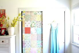 Curtains As Closet Doors Using Curtains For Closet Doors Home Design Ideas And Pictures