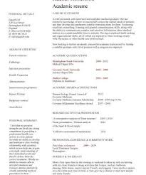 Academic Resume Example Cvs Resume Example Picturesque Design Ideas Sample Of Good Resume
