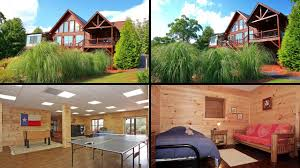 Beautiful Log Home Interiors Beautiful Log Home For Sale In Virginia Leesville Lake Usa Youtube