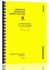 john deere 160 manual amazon com john deere 1020 tractor operator manual s n 0 62783