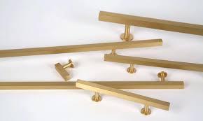 brushed brass cabinet knobs unlacquered brass cabinet hardware denverfans co
