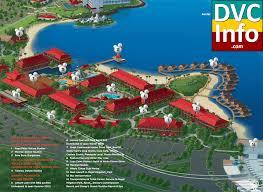 Disney World Resort Map Disney U0027s Polynesian Villas U0026 Bungalows Dvcinfo Com