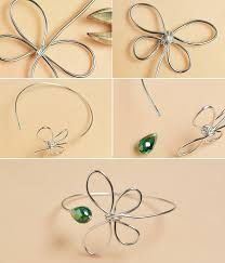 make bracelet beading wire images Wire wrapped bracelet fashion beads and accessories jpg