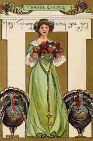 Thanksgiving Vintage Thanksgiving Postcard David Slack Happy Thanksgiving