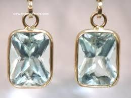 aquamarine earrings aquamarine earrings aquamarine earrings