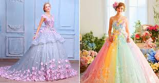 design dress design a fancy gown and we ll guess your hair and eye color