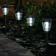 solar powered outdoor lights canada pathway pewter hp u2013 airportz info