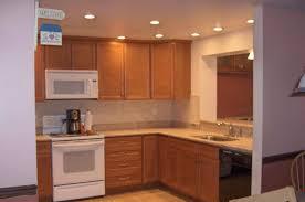 Simple Kitchen Design Ideas Delightful Kitchen Recessed Lights Featuring L Shape Kitchen