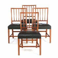 Set Of Four Dining Chairs Chair Set Of Four Dining Chairs By Jacob Kjaer On Artnet
