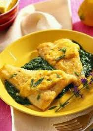 cuisiner filet de colin filets de colin au curry et aux épinards