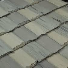 R S Roofing by Entegra Roof Tile Bermuda Chestnut Blend Roof Tile With Black Antique