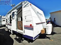 fleetwood pioneer travel trailer floor plans