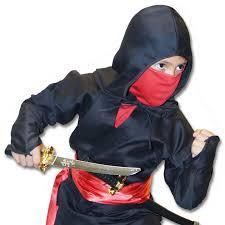Halloween Costume Ninja Venom Ninja Costume Crimson Halloween Ninjas Black Red