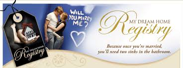 my bridal registry bridal registry helps couples rebound from the economic downturn
