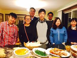 thanksgiving an american tradition among international friends