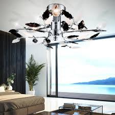 Beleuchtung Wohnzimmer Ebay Deckenleuchte Wohnzimmer Chrom Beleuchtung Flur Deckenlampe