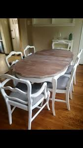 Refinishing Dining Room Table Best 25 French Provincial Table Ideas On Pinterest Painted