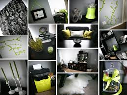 office decorative accessories lime green and black bathroom lime image size