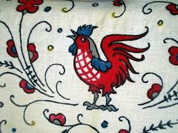 Rooster Lace Curtains by Rooster Lace Curtains U2014 Jen U0026 Joes Design Rooster Curtains For