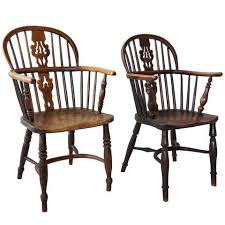 Antique English Windsor Chairs Seating Antique Arm And Side Chairs Eron Johnson Antiques Page 1