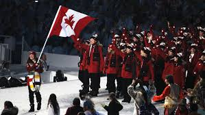 Vancouver Flag 18 Days To Sochi Should Crosby Be Flag Bearer Sportsnet Ca