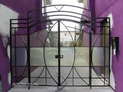 wrought iron gates driveway gates iron gate san diego