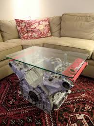 How To Make An Engine Block Coffee Table - anatomy of a car engine tags splendid engine crankshaft coffee